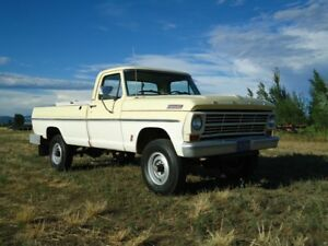 ***Wanted*** 1967-1972 Ford F-250 4x4