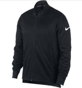 NWT-Men-039-s-856573-010-Black-Dri-Fit-NIKE-Dry-Rivalry-Basketball-Jacket-Full-Zip-L
