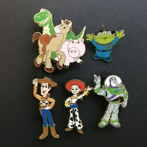 Toy-Story-1-amp-2-Pin-Set-5-Pin-Set-Disney-Pin-76837