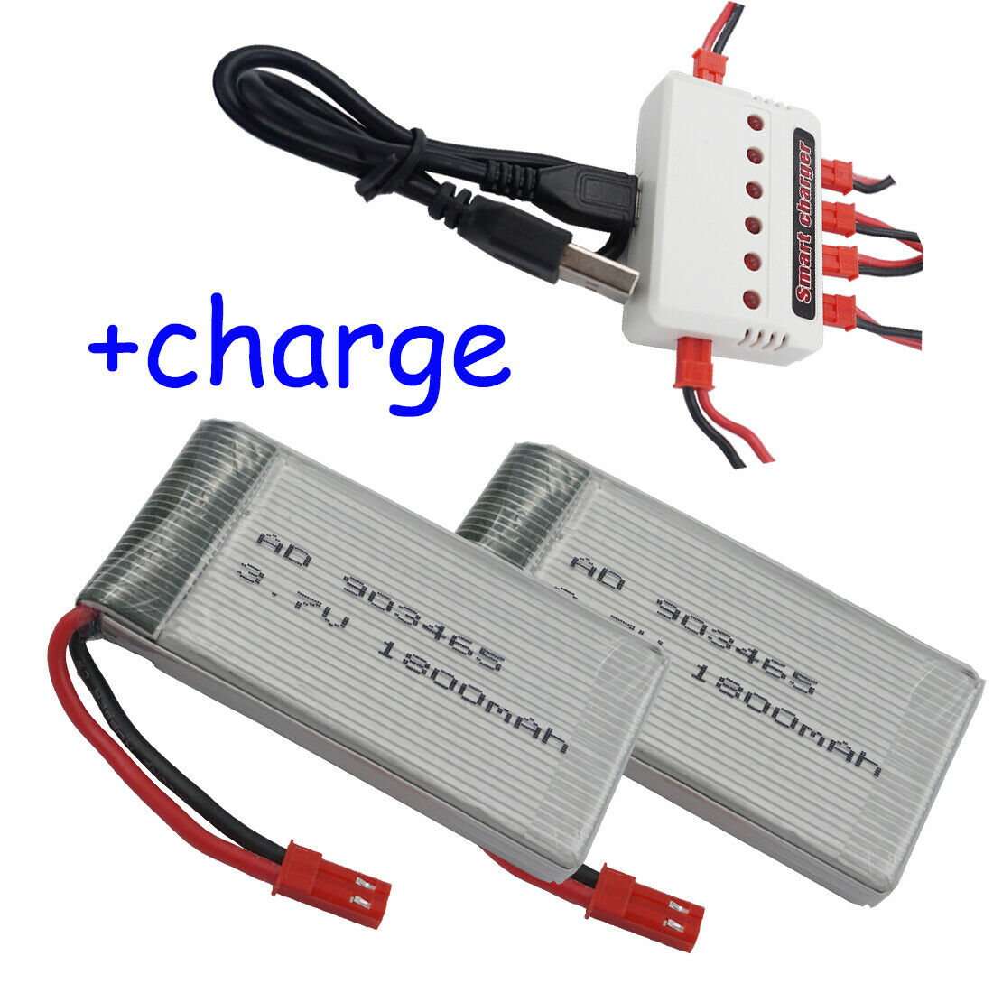 3.7V 1800 mAh 25C Polymer Li battery 903465 for YX693-1 YX709-1 Toys Helicopters