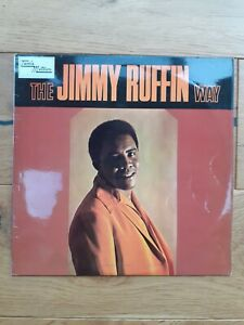 Jimmy-Ruffin-The-Jimmy-Ruffin-Way-STML-11048-Vinyl-LP-Album-Stereo