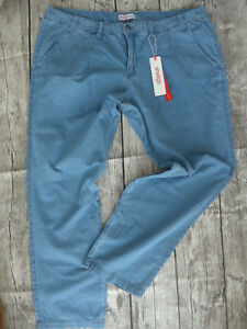 Sheego-Ladies-Stretch-Jeans-Size-50-Blue-Tone-plus-Size-234-New