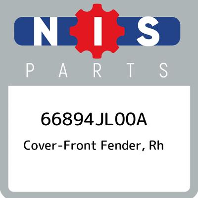 INFINITI G37 2008-11 76836-JL00A FINISHER-FRONT PILLAR RH 76836-JU60A NEW OEM