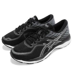 Asics-Gel-Cumulus-19-Black-White-Grey-Men-Running-Shoes-Sneakers-T7B3N-9001