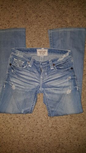 Womens Star Big Vintage Jeans 28x30 8U87Ax6w