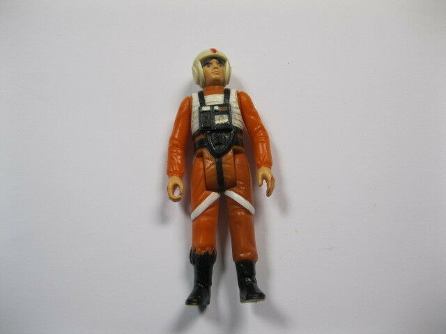 Vintage Star Wars 1978 Luke Skywalker Figure  Pilot