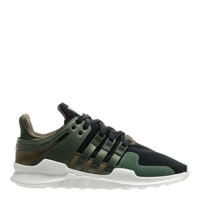 meet 78d2d 1c450 adidas EQT Support ADV Mens Ac7146 Branch Shadow Green Running Shoes ...