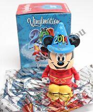 Disney Parks 2014 Disneyland BLUE HAT Sorcerer Mickey Vinylmation Eachez