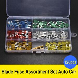 120pcs-Box-Mini-Blade-Fuse-Assortment-Set-Auto-Car-Motorcycle-SUV-FUSES-Kit