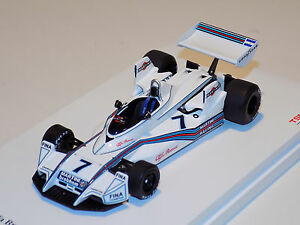 1/43 True Scale Models TSM Alfa Brabham BT45A #7 1975 Press version TSM124302