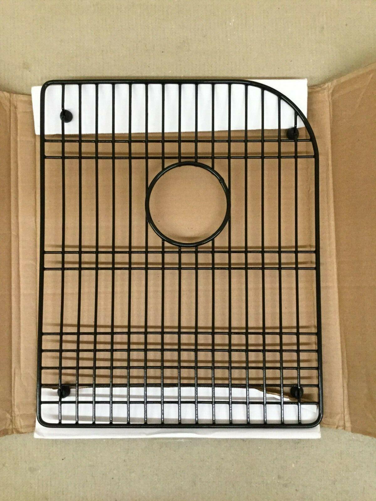 WHITE Kohler K-6000-0//84383 Efficiency sink rack 14-1//4 x 17-1//2