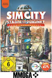 Simcity Städte Der Zukunft Key Ea Origin Download Cities Of