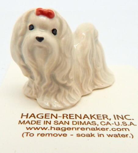 Hagen Renaker Maltese #03370