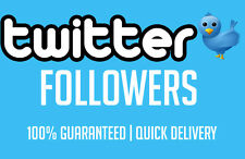 5k Twitter-Followers to Get Quality | Fast Delivery