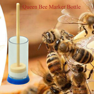 Bee Queen Marking Mark Cage Bottle Apiary Equipment Bee Catcher Beekeeping Tool