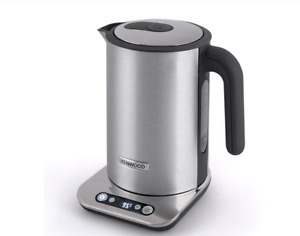 New Kenwood Persona SJM610 54oz Variable Temperature Control Coffee & Tea Kettle