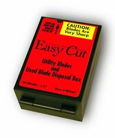 60 Count Heavy Duty Replacement Blades For Easy Cut Series (60 Blades In A Box), on sale