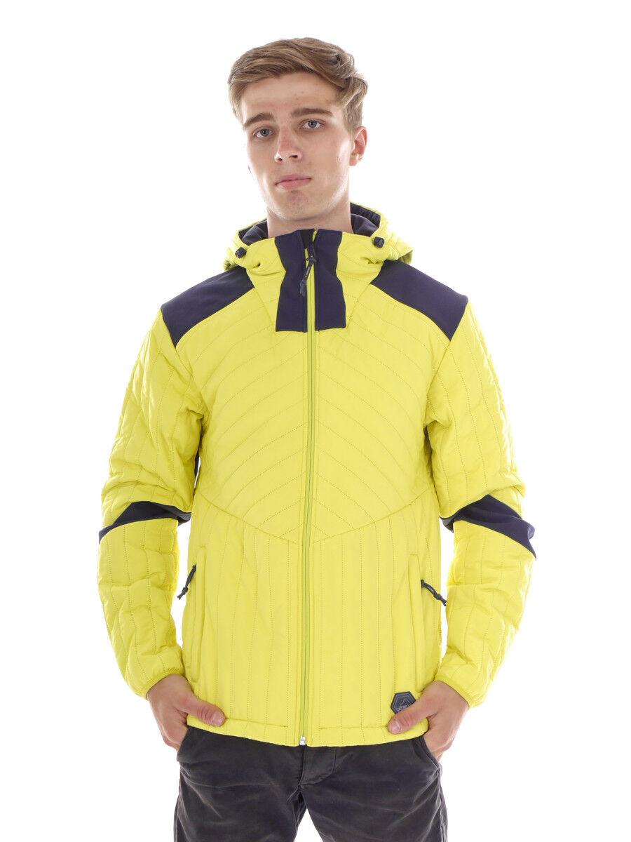 O  'Neill vellón lluvia chaqueta jones soldada amarillo 100g aislamiento caliente  venta al por mayor barato