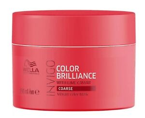 Invigo Masque Color Brilliance protecteur de couleur cheveux épais 150 ml