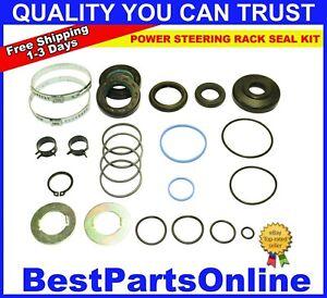 Power Steering Rack And Pinion Seal Kit For Subaru Impreza With Turbo 08 14 Ebay