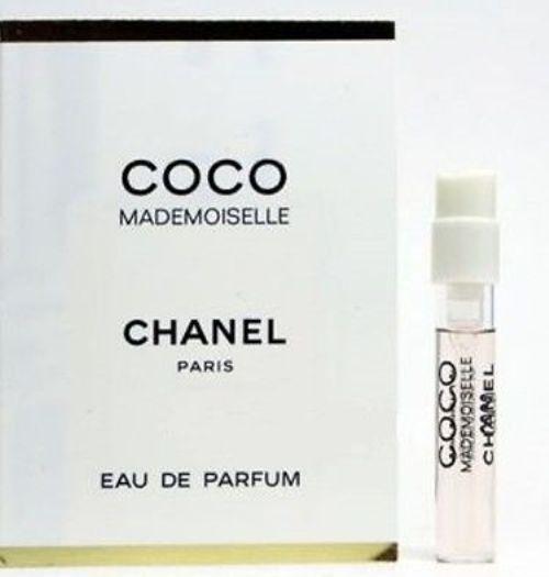 CHANEL Coco Mademoiselle Eau de Parfum 1.5 ml/0.05 fl. oz. Sample. New.