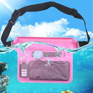 Cintura-Impermeable-Bolso-de-la-Bolsa-de-secado-submarina-funda-para-iPhone-telefono-celular