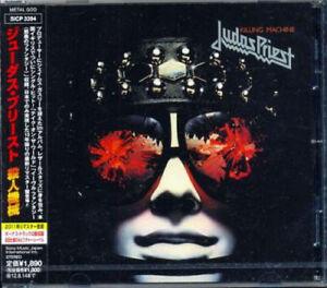Judas-Priest-Killing-Machine-Japan-CD-Bonus-Track-d73