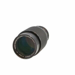 Vivitar 70-210mm F/3.5 Series 1 Macro M42 Screw Mount Manual Focus Lens {67} AI