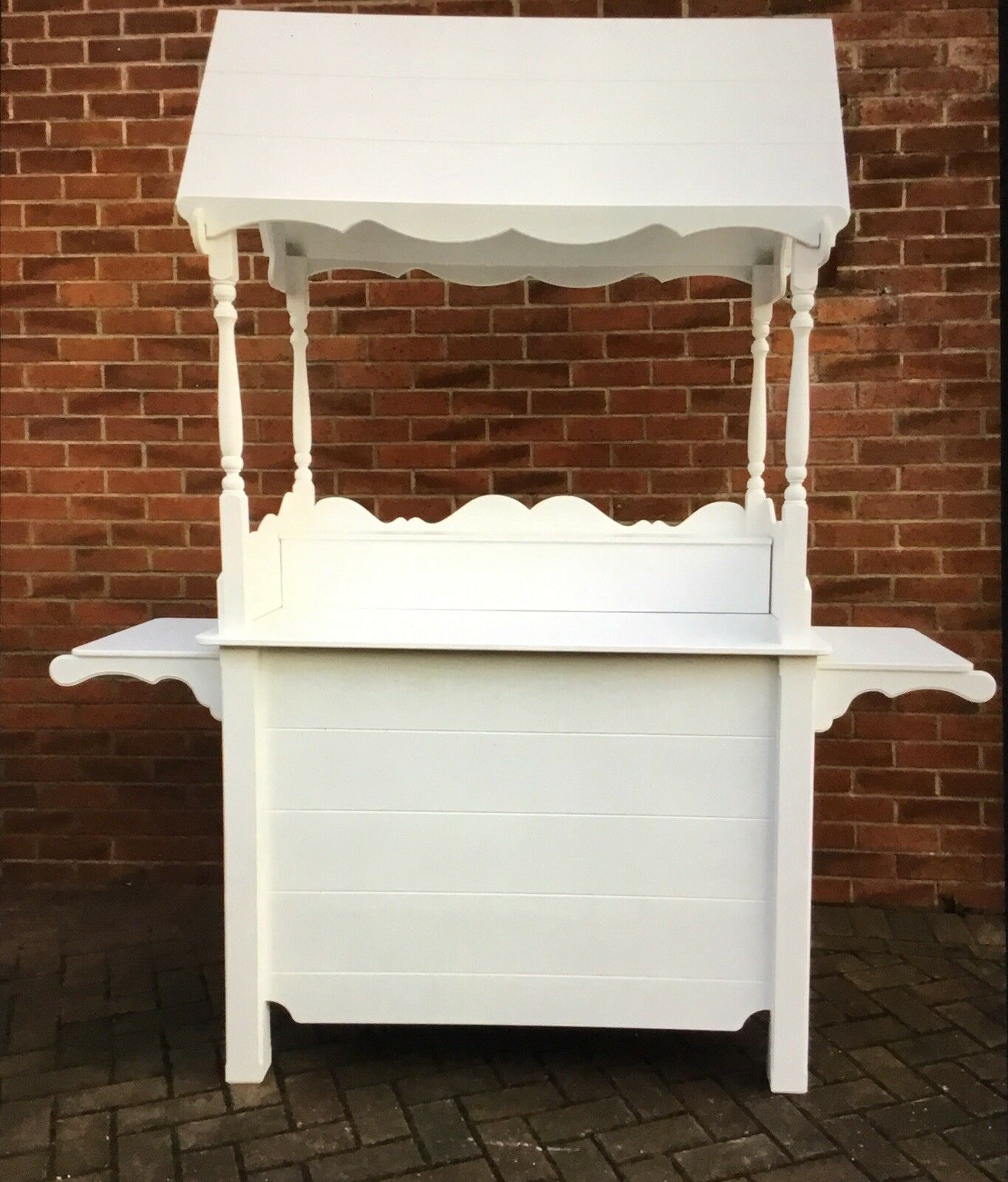 CANDY Panier Armoire Sweet Shop Display Stand Armoire stand de marché Handmade carts