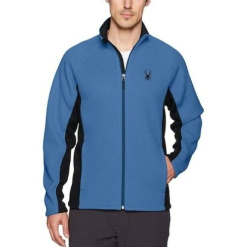 Spyder Men's Foremost Full Zip Heavy Weight Stryk… - image 1