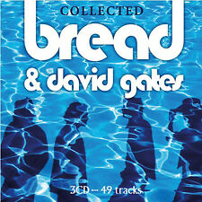Bread & David Gates COLLECTED Best Of 49 Song Collection ESSENTIAL New 3 CD