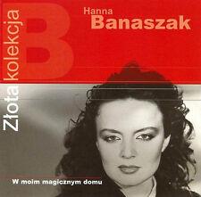 Hanna Banaszak - Zlota kolekcja - W moim magicznym domu  (CD) 2005 NEW