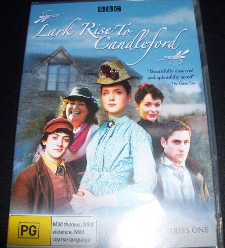 1 of 1 - Lark Rise to Candleford Complete Series One 1 (Australia Region 4) BBC DVD - NEW