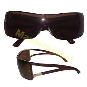 31a455831450a7 lunettes de soleil mixte femme homme couleur marron teinte doree  17 ...
