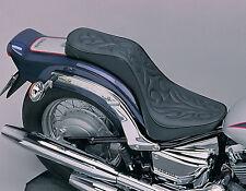 Motorradsitzbank Sitzbank m. Stufe Yamaha XVS 650 Drag Star / 4VR / 4XR