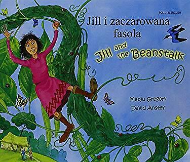Jack and the Beanstalk by Gregory, Manju