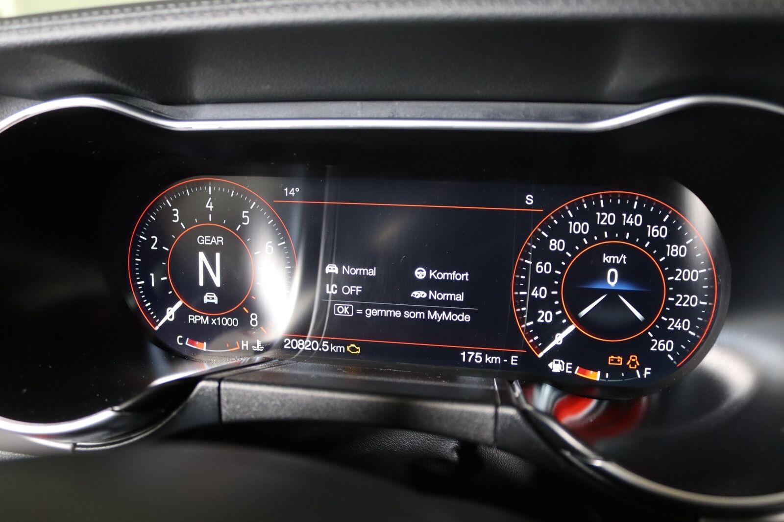 Ford Mustang 5,0 V8 GT Fastback - billede 10