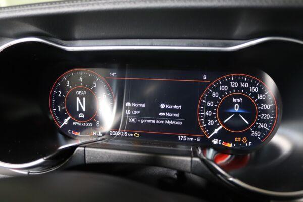 Ford Mustang 5,0 V8 GT Fastback billede 10
