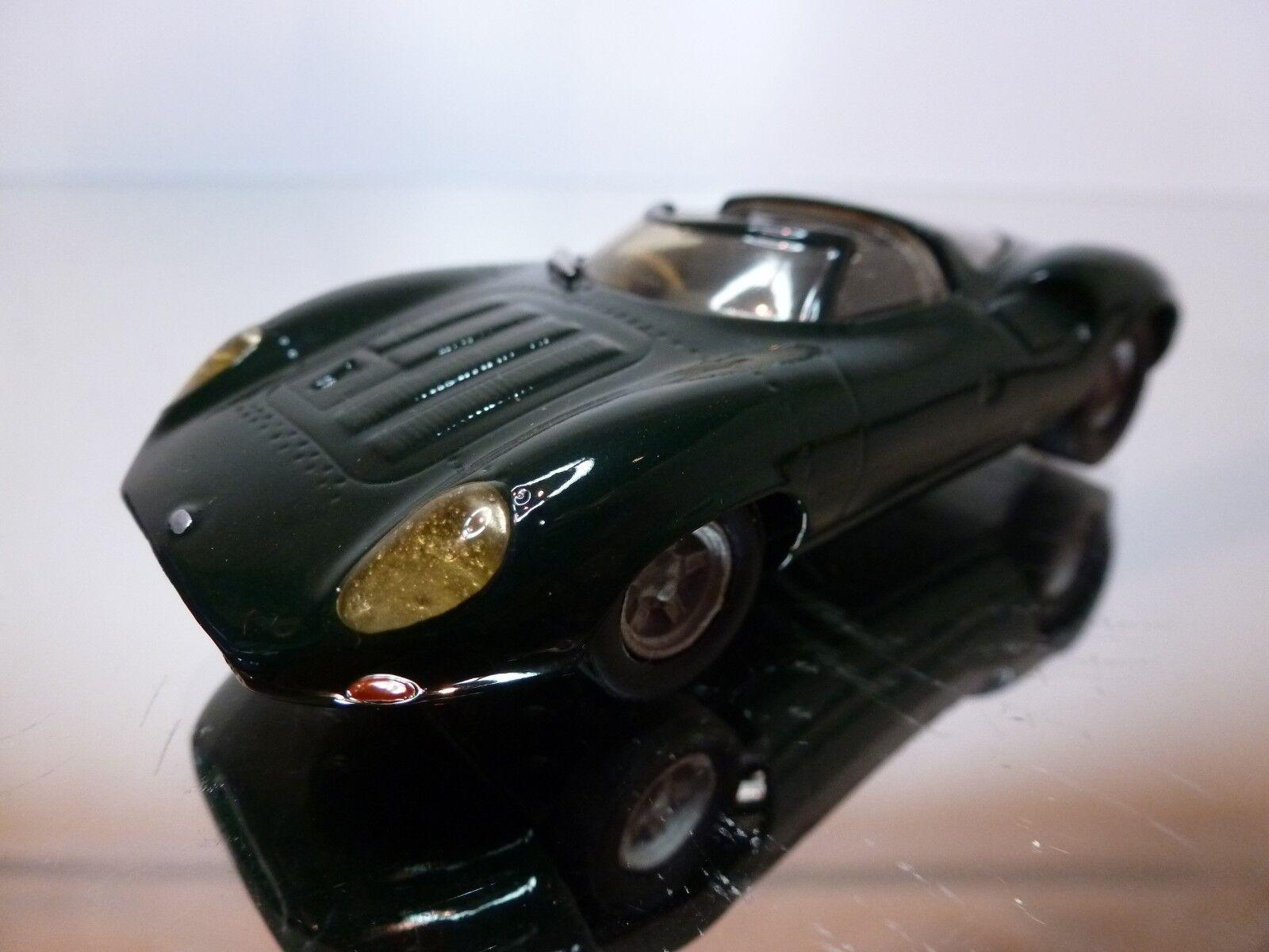 Meilenstein jaguar xj13 1971 - grüne 1 43 - ausgezeichneten zustand.