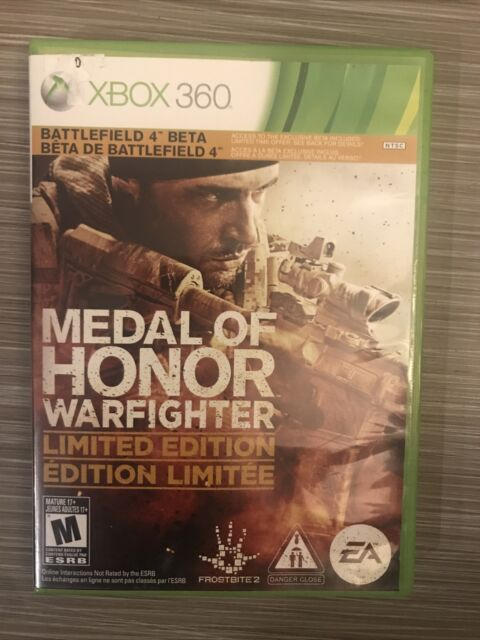 Medal of Honor Warfighter Limited Edition (Sony Playstation 3) Complete