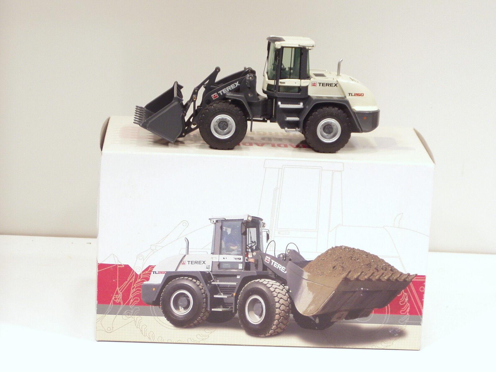 Terex TL260 Wheel Loader - 1 50 - NZG MIB