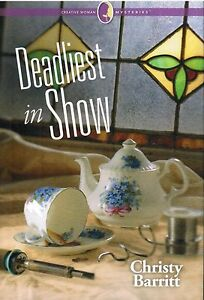 Deadliest-In-Show-Creative-Woman-Mysteries-By-Christy-Barritt-2013-HC-Book-7