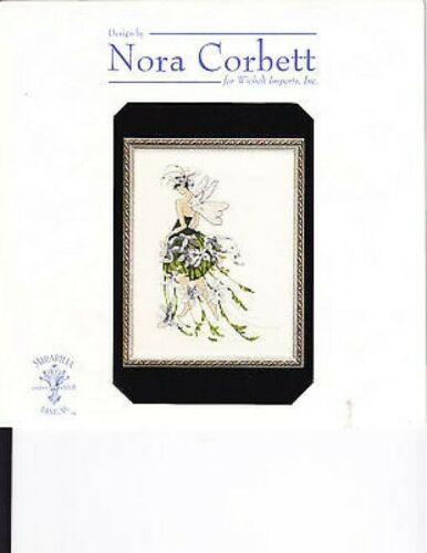 Pixie Couture Collection Jasmine Counted Cross Stitch Chart Pattern