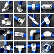 Key Clamp Handrail System Connectors Pipe Tube Fittings Railings Steel Tube