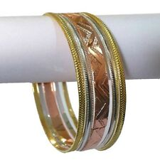 Indische Armreifen Set Ø6,7cm Schmuck Armband Bollywood Choorian Bangles