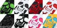Apple Ipod Touch 4 Hybrid Skull Case Skin Cover Accessory Double Layer