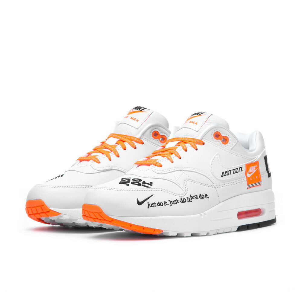 Nike Air Max 1 SE Lux Just Do It Orange