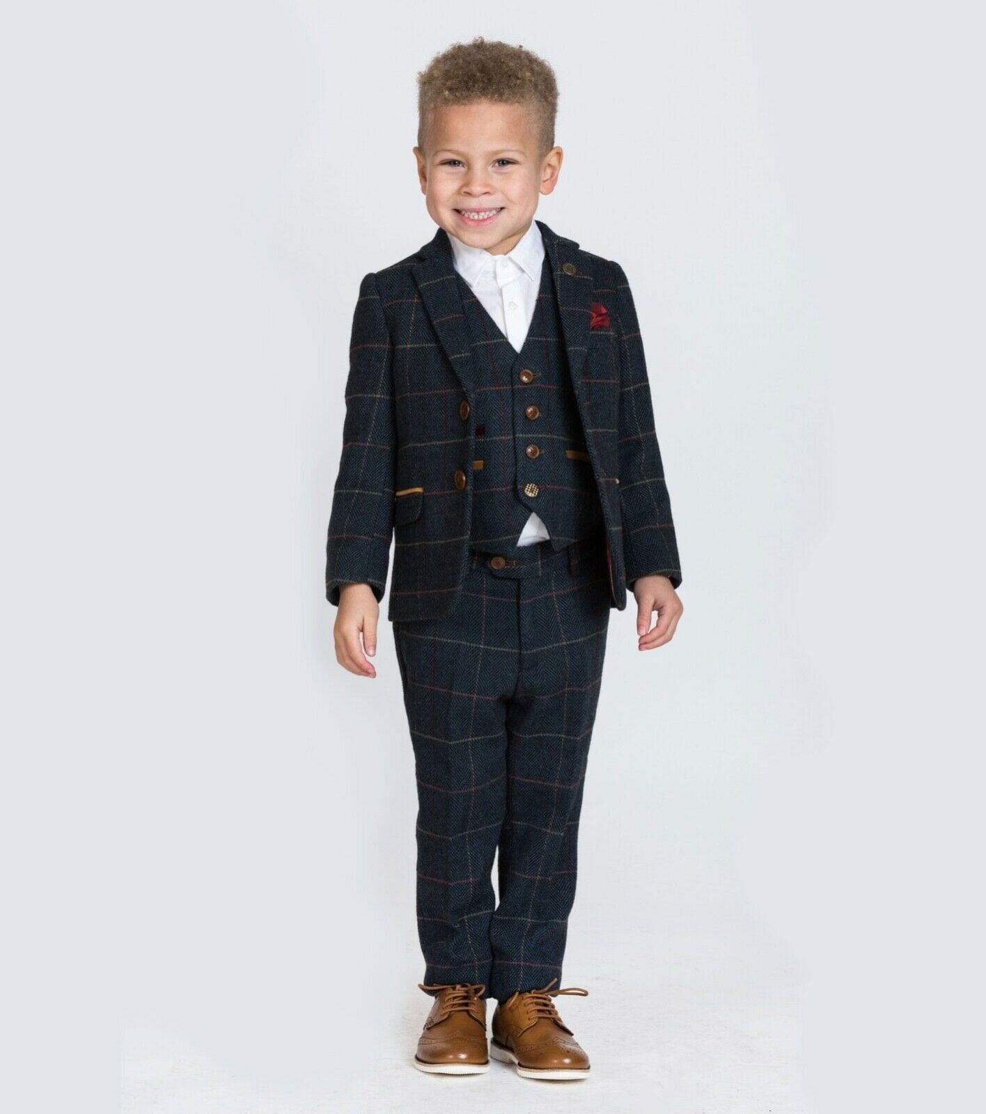 NEW MARC DARCY KIDS SUIT AGE 11 3 PIECE