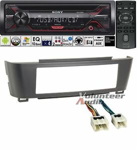 image is loading sony-car-radio-stereo-cd-player-dash-install-