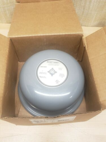 Edwards 340-6G5 ADAPTABEL 24V AC Gray Signaling Bell